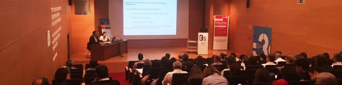 formação sobre o novo CCP no Porto